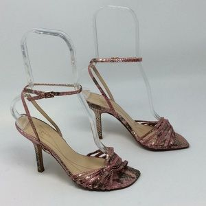 Kate spade ankle strap sandals size 6.5